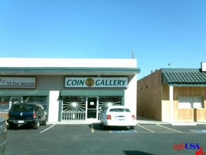 coin gallery phoenix arizona