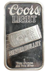 silver art bar