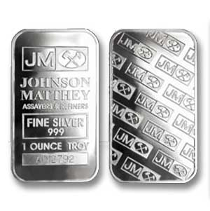 Forms Of Silver Bars Different Types Of Silver Bullion