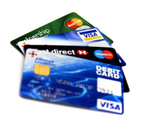 Credit Cards for Silver Bullion